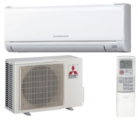 Настенная сплит-система Mitsubishi Electric MSZ-EF35VE2B/MUZ-EF35VE Black